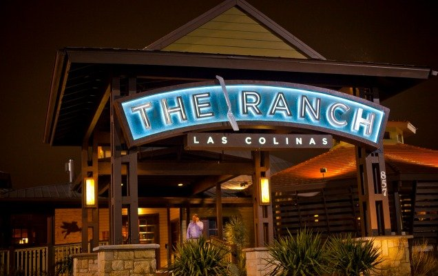 Dallas Steakhouse Restaurant Dining Banquet Rooms The Ranch